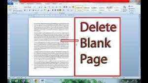 So löschen Sie Seiten in OpenOffice